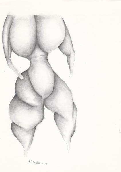 Figurative Prototype Number 1